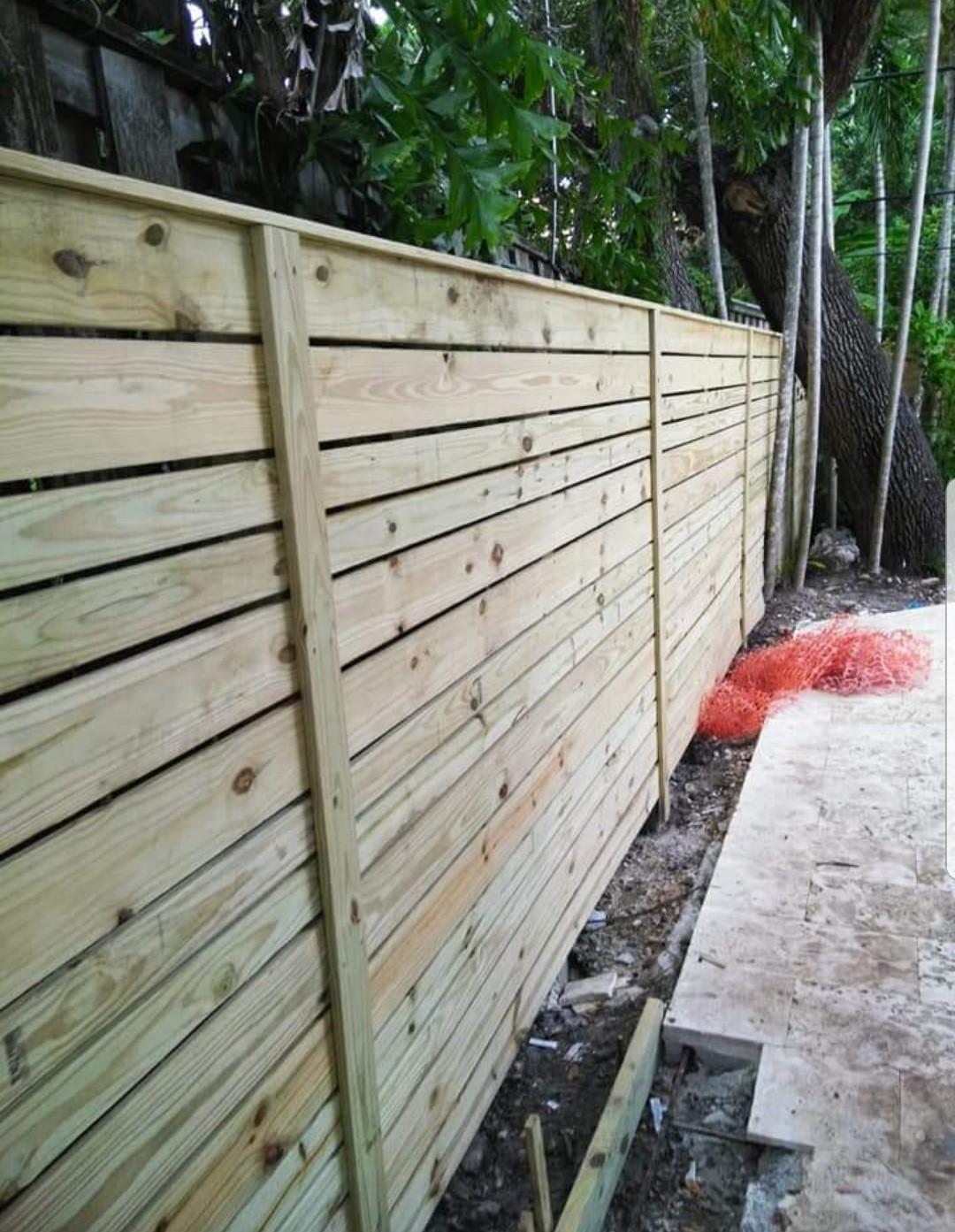 High Quality Custom Fences