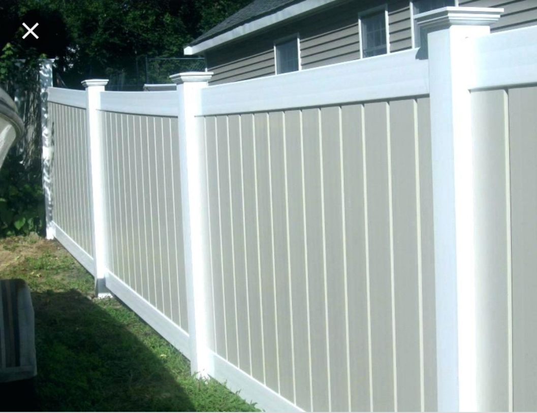 Sacramento top fence installation