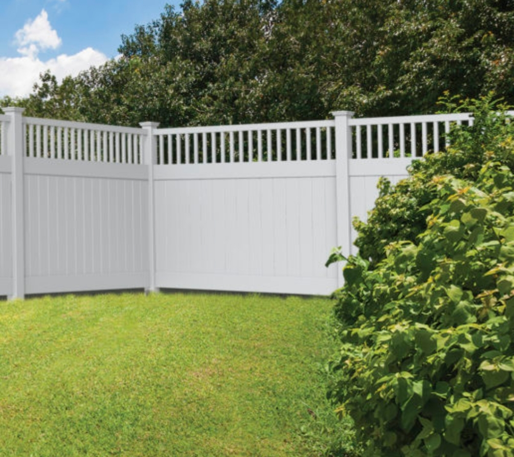 Sacramento CA top fence installation